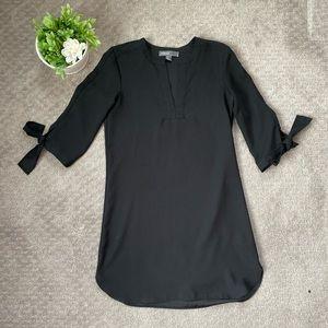 Cute Black Shift Dress!